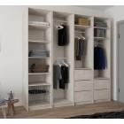 """""""Ричи 004"""" шкаф в гардеробную"""