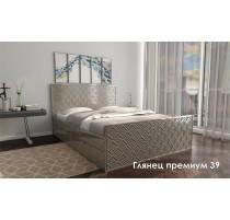 """""""Глянец Премиум 39"""" крoвaть"""