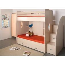 Двухъярусная детская кровать Д1