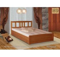 """Кровать """"Актиния"""" с ящиками"""