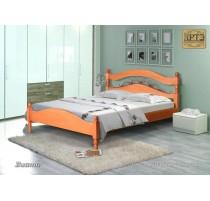 """Кровать """"Биата"""" с художественной ковкой"""