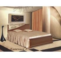 """Кровать """"Евгения-1"""" (ковка ручной работы)"""
