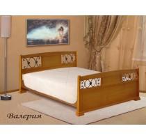 """Кровать """"Валерия"""" (ковка ручной работы)"""