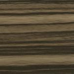 зебрано тёмный глянец 1853