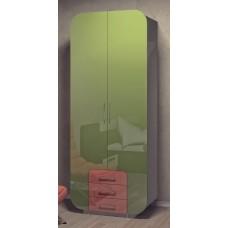 """Модерн 5"" шкаф распашной глянцевый"