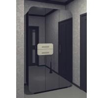 """Модерн 9"" шкаф распашной глянцевый"