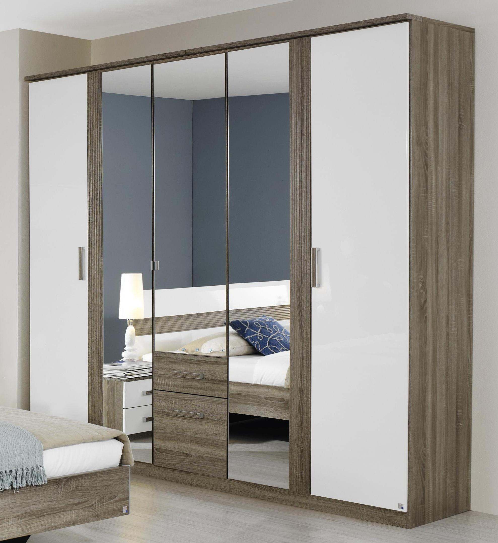 Шкаф распашной престиж 5,2 с зеркалами по выгодной цене от в.